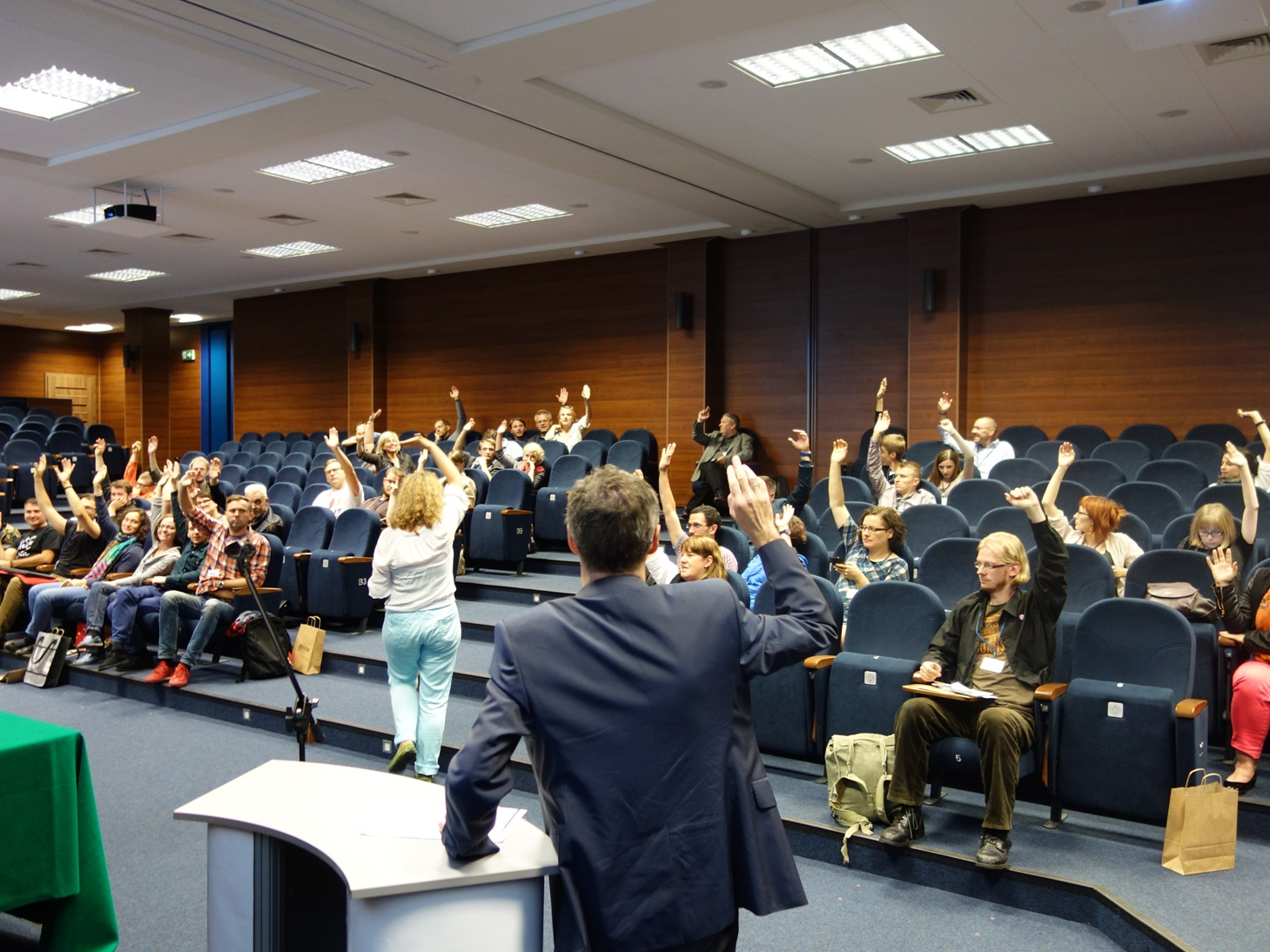 Decyzja o formalizacji KRM głosowanie na IV Kongresie w Gorzowie