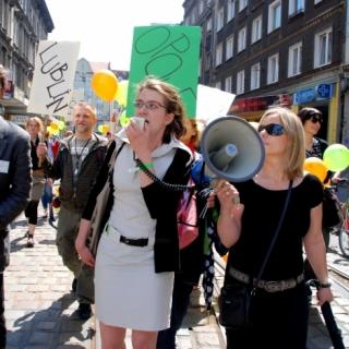 Przesłanie do Uczestników Kongresu Ruchów Miejskich w Poznaniu 18-19 czerwca 2011 r.